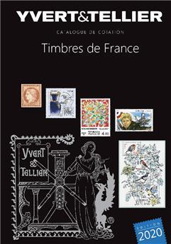 TOMO 1- 2020 - Sellos de Francia