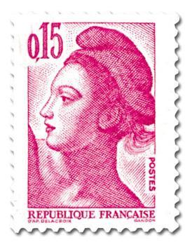 n° 2180 -  Selo França Correios