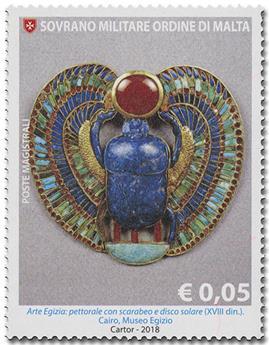 n° 1444/1449 - Timbre ORDRE de MALTE Poste