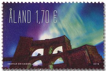 n° 470 - Timbre ALAND Poste