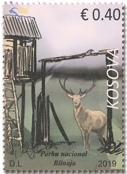 n° 307/309 - Timbre KOSOVO Poste