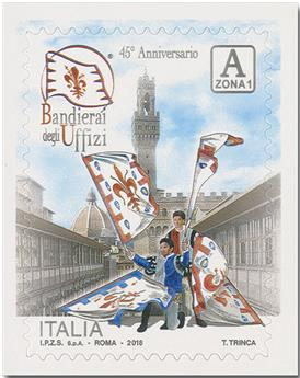 n° 3827 - Timbre ITALIE Poste