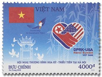 n° 2574 - Timbre VIETNAM Poste