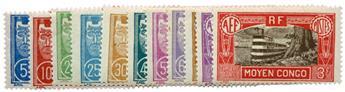n°12/22* - Timbre CONGO Taxe