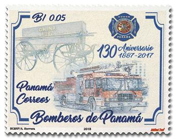 n° 1291 - Timbre PANAMA Poste