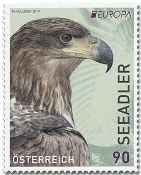n° 3300 - Timbre AUTRICHE Poste (EUROPA)