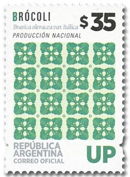 n° 3189 - Timbre ARGENTINE Poste