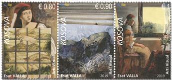 n° 314/316 - Timbre KOSOVO Poste