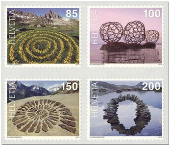 n° 2531/2534 - Timbre SUISSE Poste