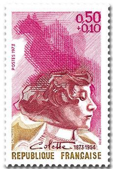 n.o 1747 -  Sello Francia Correos