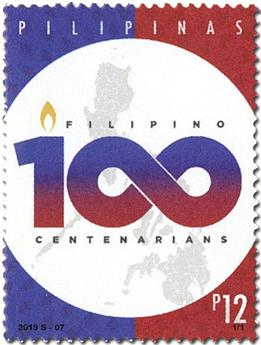 n° 4253 - Timbre PHILIPPINES Poste