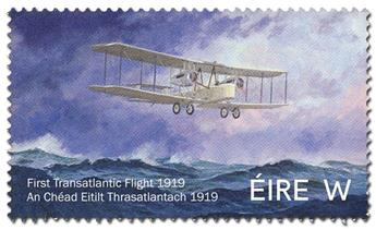 n° 2296 - Timbre IRLANDE Poste