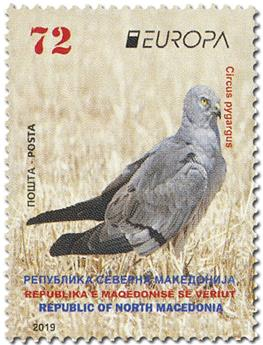 n° 830/831 - Timbre MACEDOINE Poste (EUROPA)