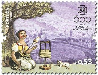 n° 4504/4506 - Timbre PORTUGAL Poste