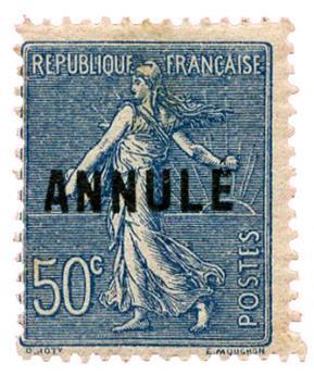 n°161-CI2* - Timbre FRANCE Cours D´Instruction