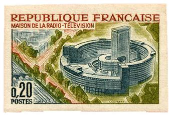 n°1402a** ND - Timbre FRANCE Poste