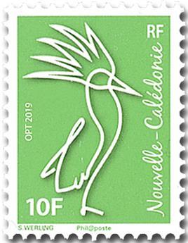 n° 1374 - Timbre Nelle-Calédonie Poste