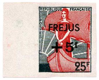 n°1229a** ND - Timbre FRANCE Poste