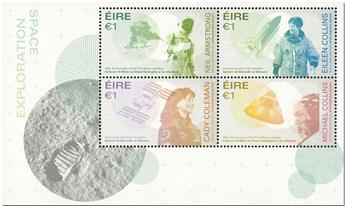 n° F2299 - Timbre IRLANDE Poste