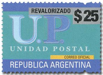 n° 2310AA - Timbre ARGENTINE Poste