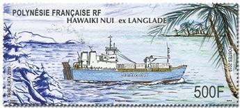 n° 1233 - Timbre Polynésie Poste