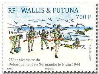 n° 906 - Timbre WALLIS & FUTUNA Poste
