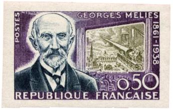 n°1284a** ND - Timbre FRANCE Poste