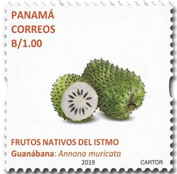 n° 1324/1330 - Timbre PANAMA Poste
