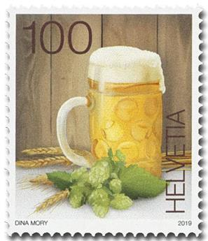n° 2542/2543 - Timbre SUISSE Poste
