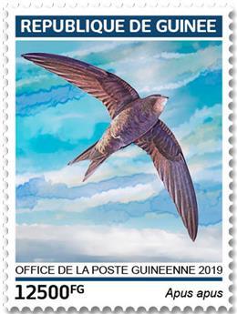 n° 9749/9752 - Timbre GUINÉE Poste