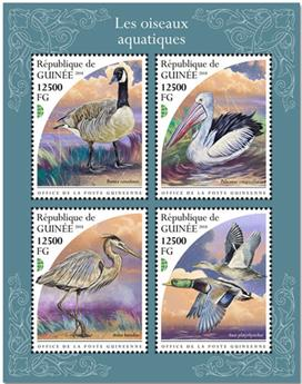 n° 9641/9644 - Timbre GUINÉE Poste