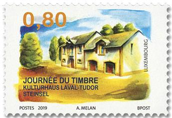 n° 2152 - Timbre LUXEMBOURG Poste