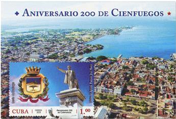 n° 353 - Timbre CUBA Blocs et feuillets