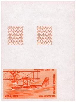n°58a** ND - Timbre FRANCE Poste Aérienne