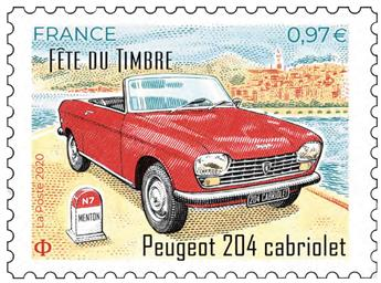 n° 5390 - Timbre France Poste
