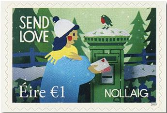 n° 2317 - Timbre IRLANDE Poste
