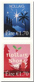 n° 2321/2322 - Timbre IRLANDE Poste