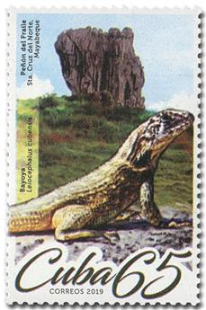 n° 5809/5811 - Timbre CUBA Poste