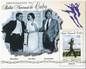 n° 348 - Timbre CUBA Blocs et feuillets