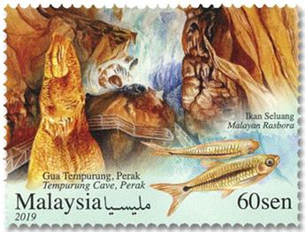 n° 2034/2036 - Timbre MALAYSIA Poste