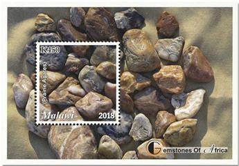n° 167/172 - Timbre MALAWI Blocs et feuillets