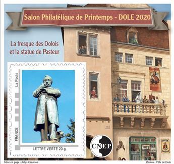 n° 74 - Sello Francia C?mara Sindical de Negociantes y Expertos en Filatelia (CNEP)