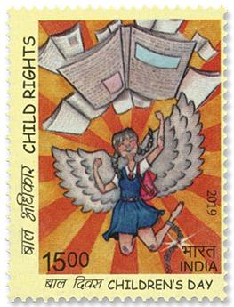 n°3291/3292 - Timbre INDE Poste