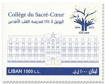 n°635 - Timbre LIBAN Poste