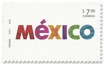 n°3131 - Timbre MEXIQUE Poste
