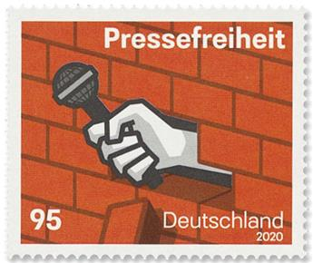 n°3299 - Timbre ALLEMAGNE FEDERALE Poste