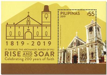 n° 401 - Timbre PHILIPPINES Blocs et feuillets