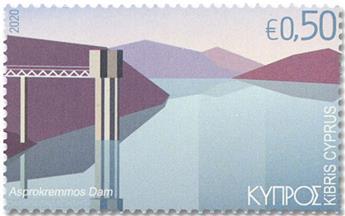 n° 1433/1434 - Timbre CHYPRE Poste