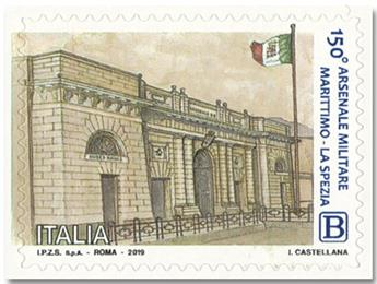 n° 3911 - Timbre ITALIE Poste