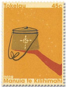 n° 478/481 - Timbre TOKELAU Poste